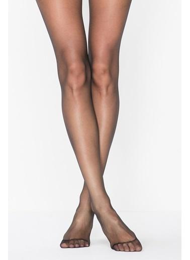 Penti Fit 15 Külotlu Çorap Siyah
